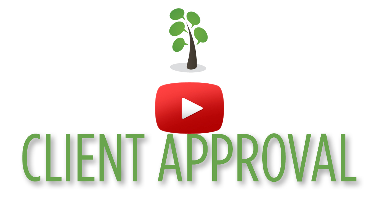 Client Approval Video